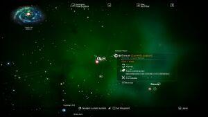 Coyano Nebula