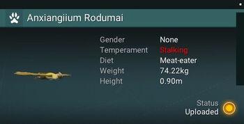 Anxiangiium Rodumai