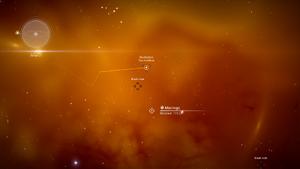 Mifienp Nebula