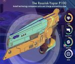 The Rossiisk-Yopar P100