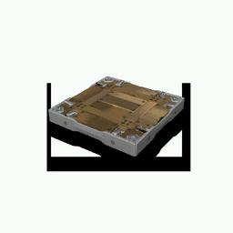 Small Wood Panel