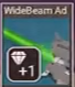 Widebeam Adaptor