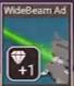 Widebeam Adaptor