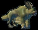 """Image of K. Bovinosylivera, an animal found on Acussee XII"""