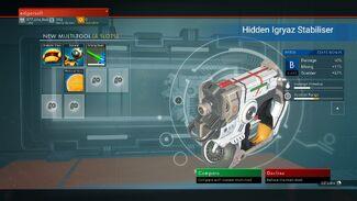 Hidden Igryaz Stabiliser