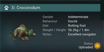 D. Crocorodum