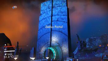 Zedus Portal