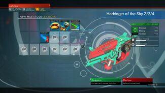 Harbinger of the Sky Z/2/4