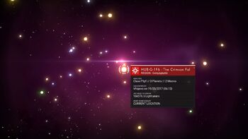 HUB-G-1F6 - The Crimson Fallen