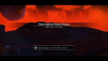 Oqomaginbe-Syape Dogcu