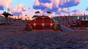 Luziamens Outpost System