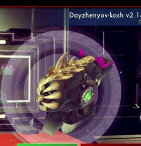 Dayzhenyov-kosh v2.1