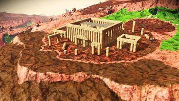 Amino Ruins