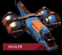 Starship Catalogue - Hauler