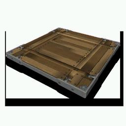 Wood Floor Panel
