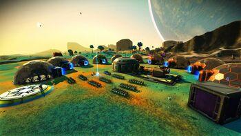 Nejora Outpost