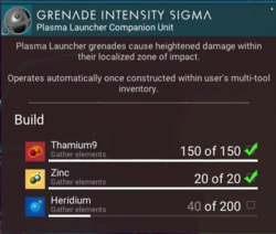 NmsTech Grenade Intensity System Sigma Craft.PNG