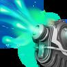 Pulse Spitter Reload Theta