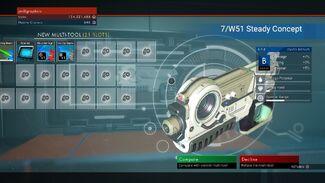7/W51 Steady Concept