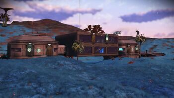 Galactic Samone Embassy