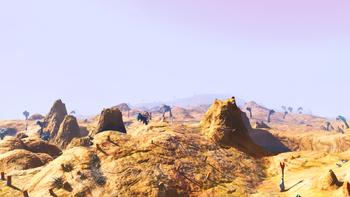 Dunes of Yorr