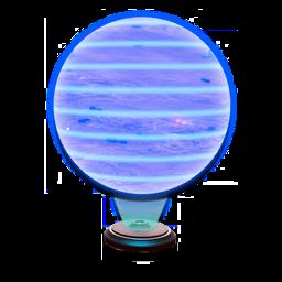 Holographic Globe Gadget