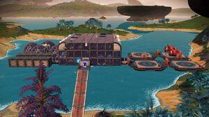 10-InExCor Quxarl:Seaforda-Paradise Portal