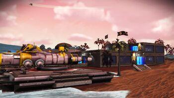 Samone Frontier Station