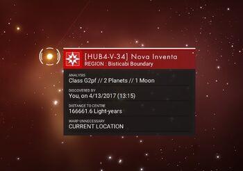HUB4-V-34 Nova Inventa