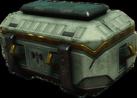 Large Artifact Crate