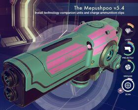 The Mepushpoo v5.4