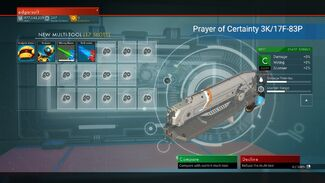 Prayer of Centainty 3K/17F-83P