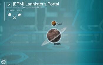 (EPM) Lannister's Portal