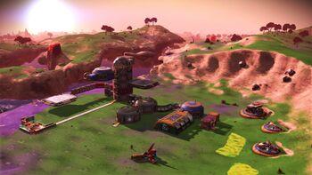ETF Commander Base