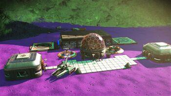 Dark Fusion Base