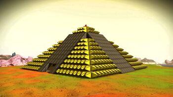 The Monbetsu Pyramid