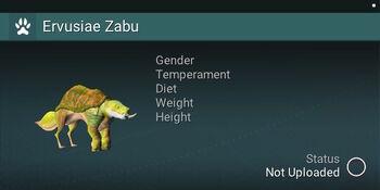 Ervusiae Zabu