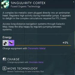 Singularity Cortex