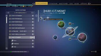 HUB1-C7 MGMT
