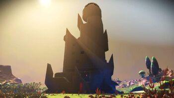 The Dark Tower Base