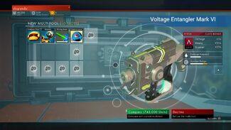 Voltage Entangler Mark VI