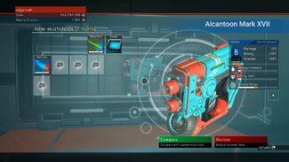 Alcantoon Mark XVII