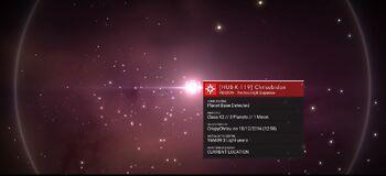 HUB-K-119 Chrisubidon