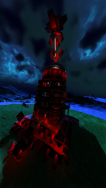 Galactic Hub Embassy Aesir Ascendancy