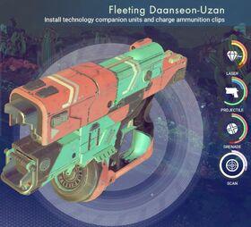 Fleeting Daanseon-Uzan