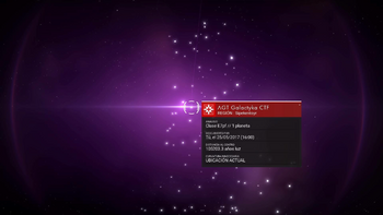 AGT Galactyka CTF