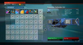 Tomison Defender XIII