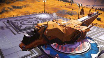 Kiharaka's Stellar Transporter