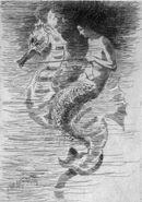 Mermaid-FrederickStuartChurch1887