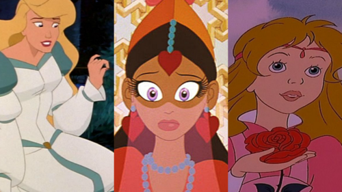 Non Disney Princess Wiki